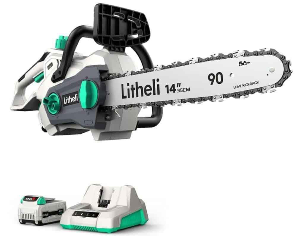 Litheli Cordless Chainsaw