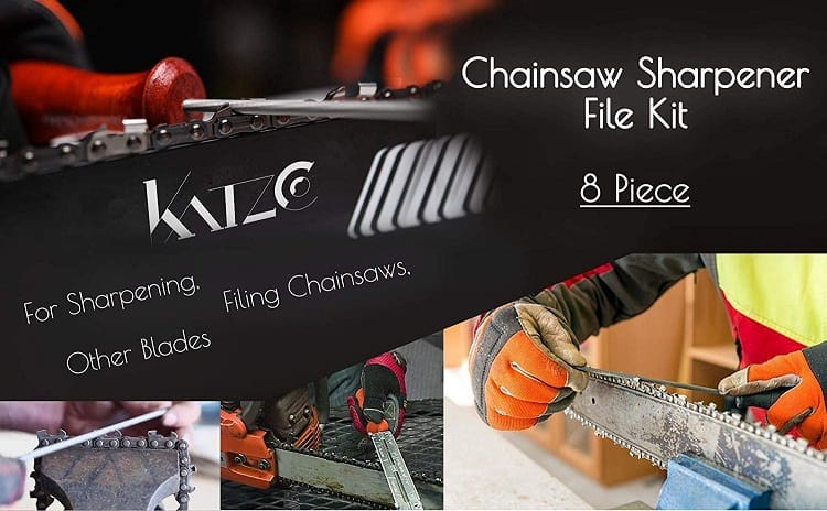 How Do You File a Chainsaw Chain?
