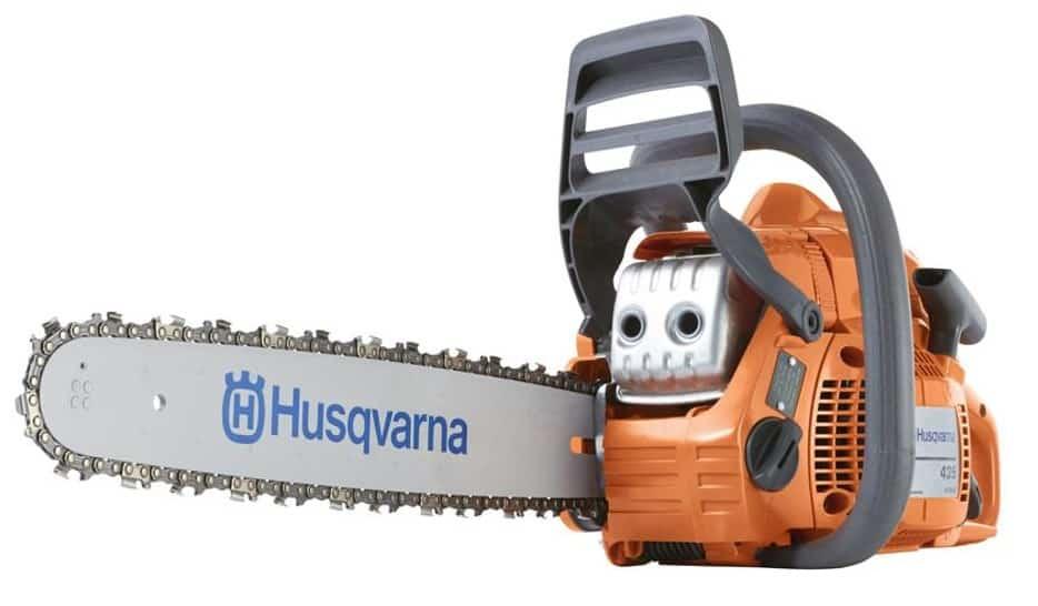 The Husqvarna 240 2 HP