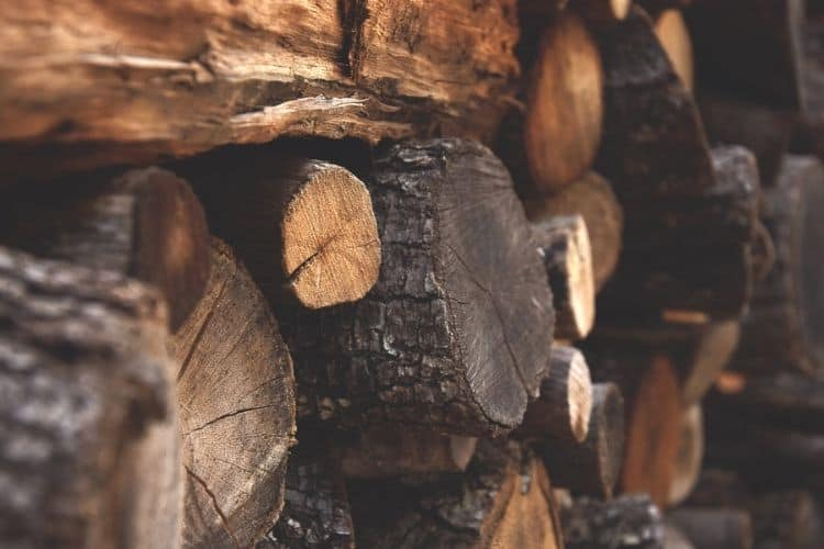 Getting from Logs to Firewood