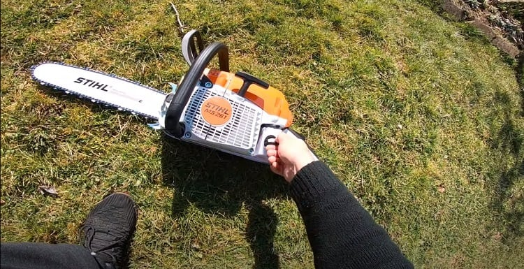 How Does the Stihl MS 261 Perform?