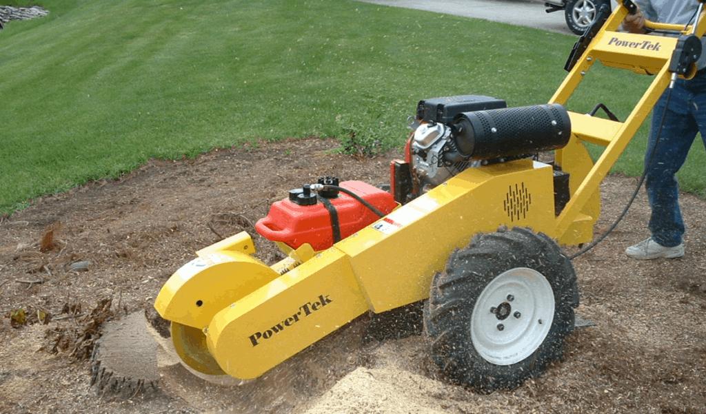 PowerTek 13HP Stump Grinder