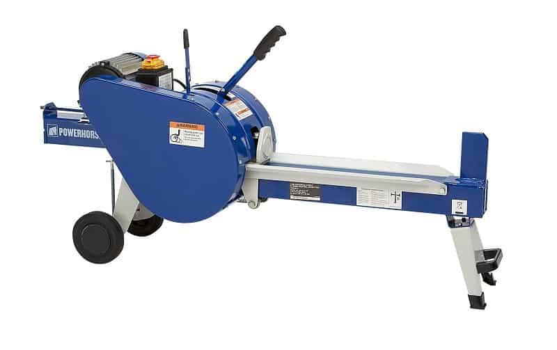 Powerhorse Double Flywheel Log Splitter