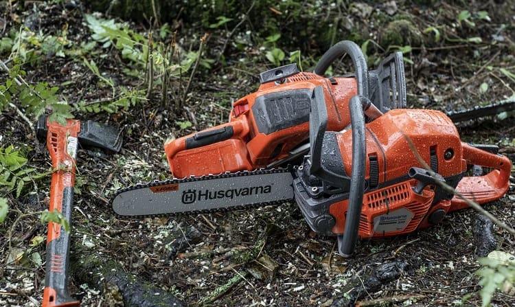 Pros of the Husqvarna 550xp