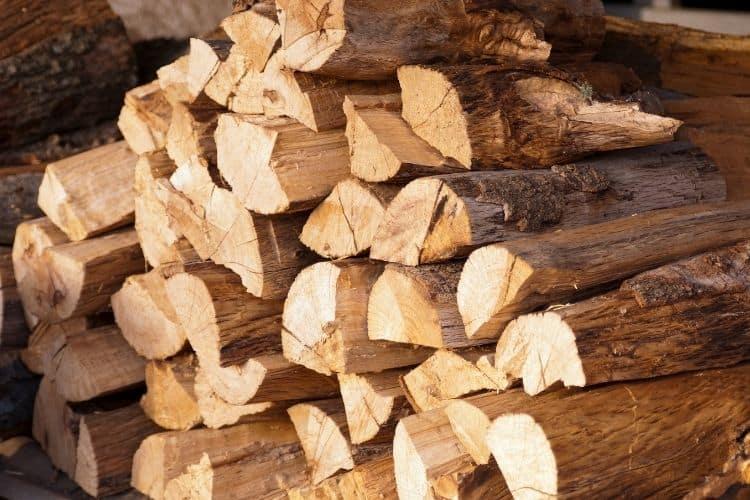 Seasoning Your Firewood Correctly
