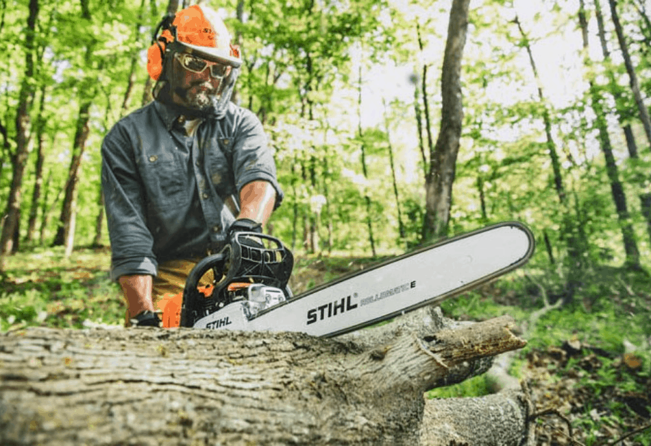Stihl MS391 Review