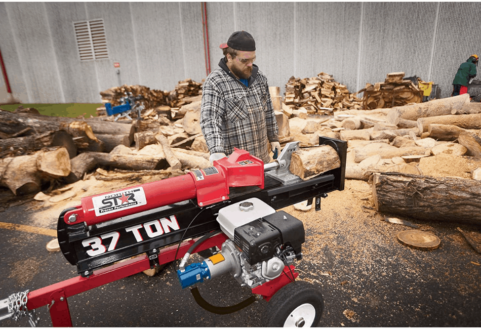 Tractor Supply Log Splitter Review