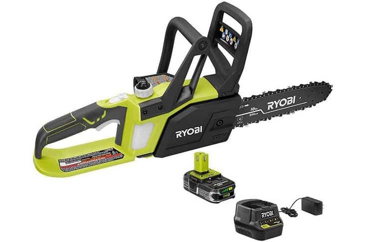 Ryobi 18v Chainsaw
