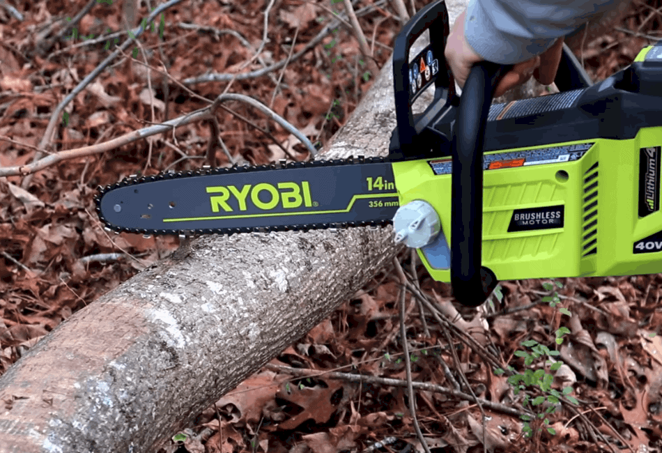 Ryobi 40v Chainsaw Review and Guide
