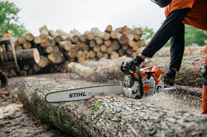 Stihl Chainsaw Handle