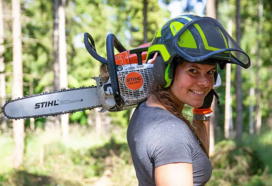 Stihl MS261 Review