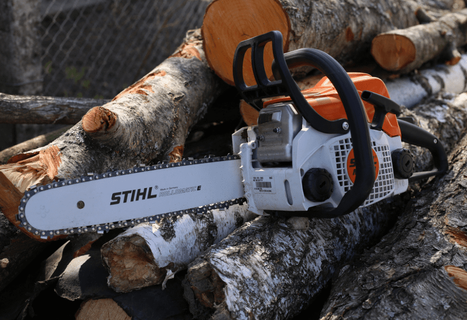 Stihl ms180c Review